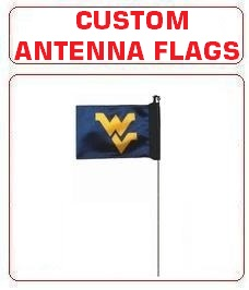 Custom Antenna Flags