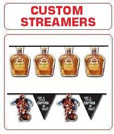 Custom Advertising Streamers